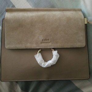 Chloe clafskin shoulder bag